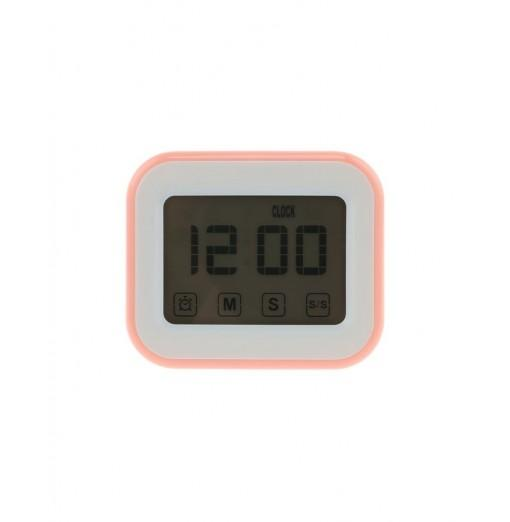 Touch Screen LCD Digital Kitchen Timer Magnetic Alarm Clock