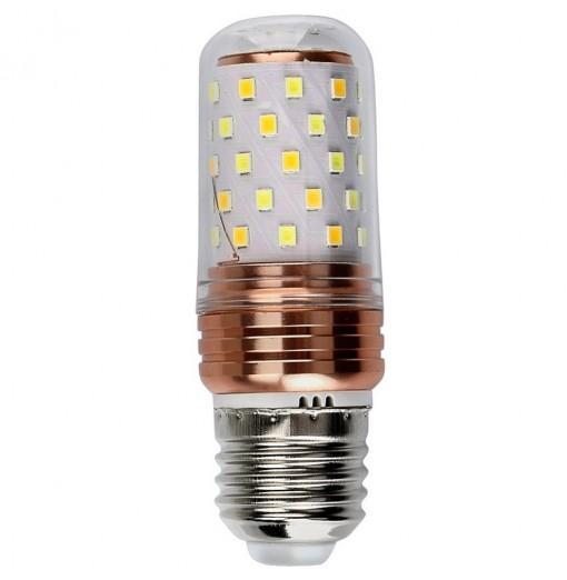12W E27 LED Light 60-LED 2835SMD Dual Lightsource Color Decorative 6000 - 6500 / 3000 - 3500K AC 85 - 265V