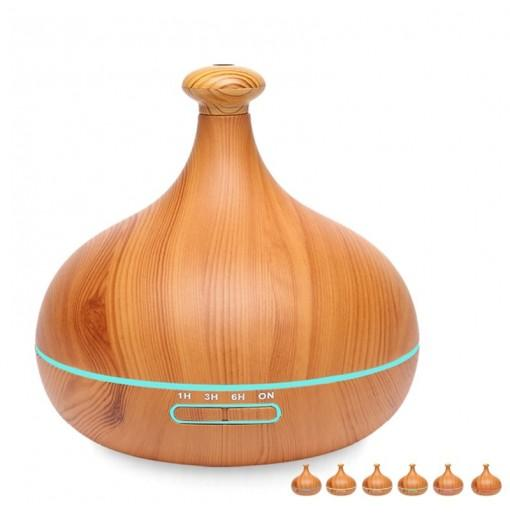 Essential Oil Diffuser AromatherapyElectric Ultrasonic Cool Mist Humidifier