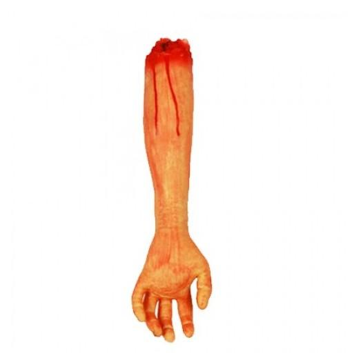 Halloween Decoration Horror Blood Amputated Limb