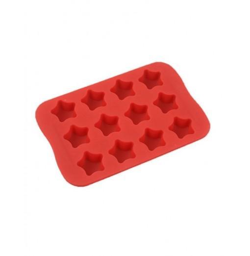 Star Shape Silicone Ice Cube Mold DIY Cake Jelly Chocolate Tool