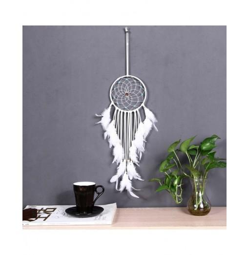Style Dreamcatcher with Feather Polycyclic Dream Catcher Wall Hanging Decoration Pendant Home Decor Ornament Gift