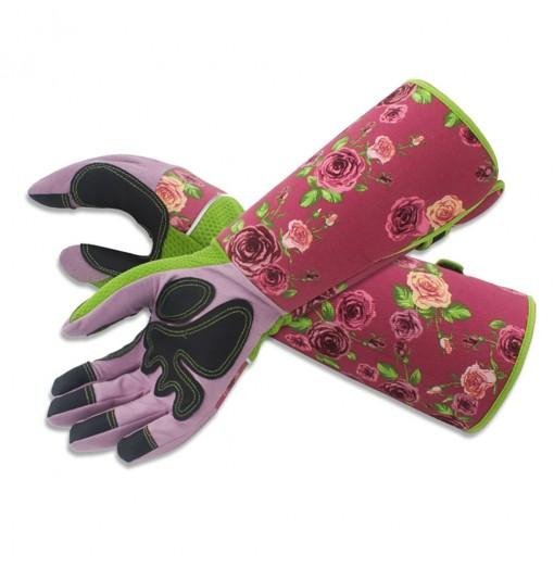 Long Sleeve Gardening Working Gloves Forearm Protection for Gardener