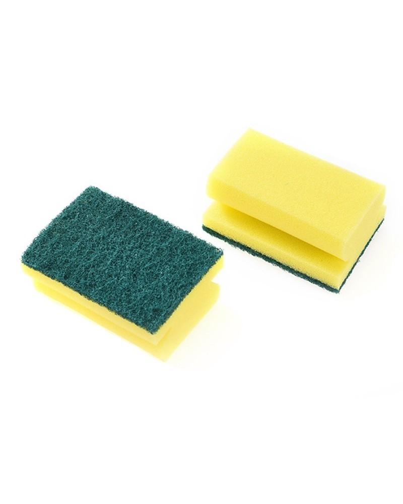 Household Kitchen Dishwashing Decontamination Sponge