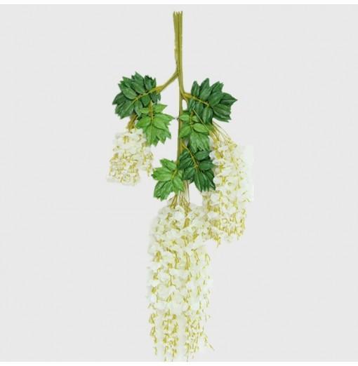 12 Branch Wisteria Wedding Decorate Home Decorate Artificial Flower 105CM