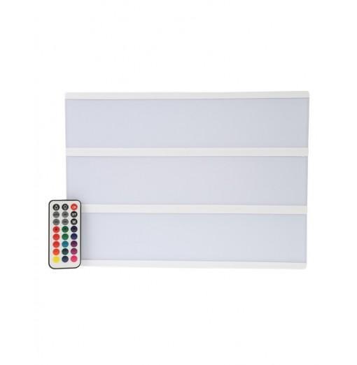 LED Color Changing DIY Letter Combination Light Box