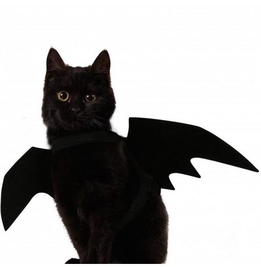 Halloween Pet Bat Wings Cat Dog Bat Costume