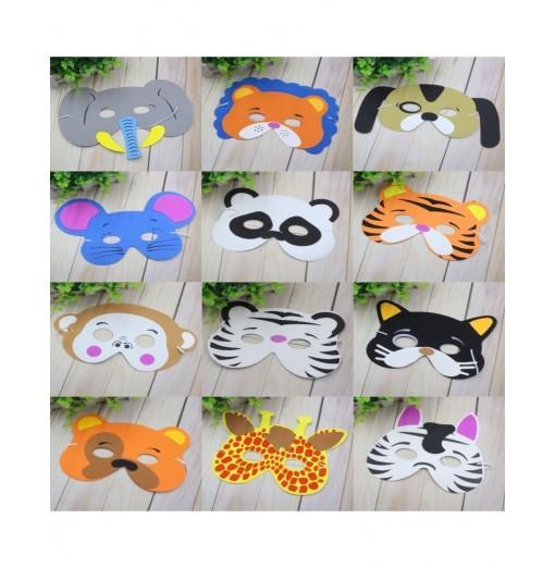 Forest Animal Party Activity Children'S Mask Children'S Toys