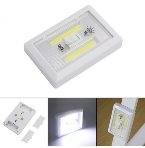 Wall Lamp LED Multifunctional Wireless Simple Useful Night Light