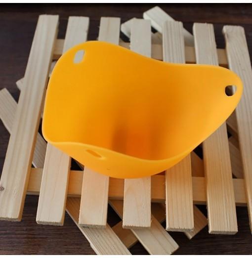 DIHE High Temperature Resistance Silica Gel Egg Steamer