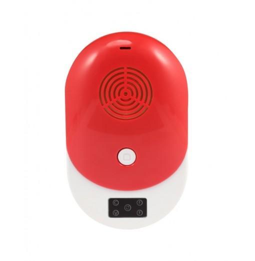 HAOJIASHU Ultrasonic Mouse Repeller Domestic Vehicle-mounted Pest Control