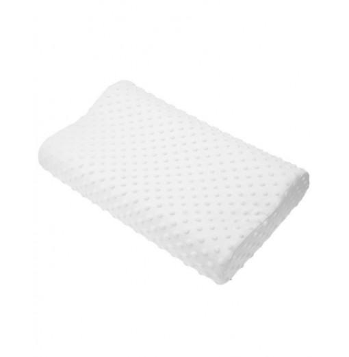 Slow Rebound Memory Foam Orthopedic Neck Pillow