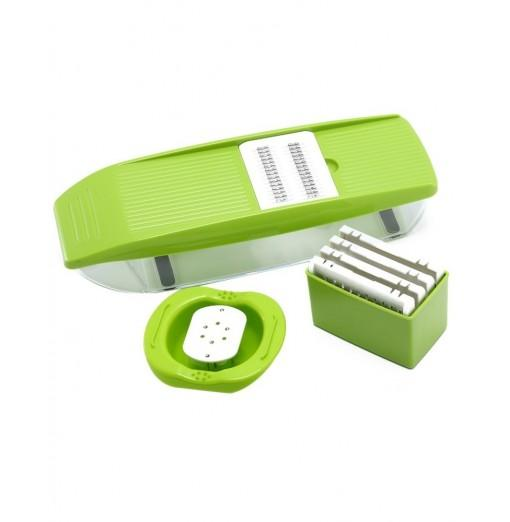 Multipurpose Vegetable Fruit Slicer Set with Storage Container