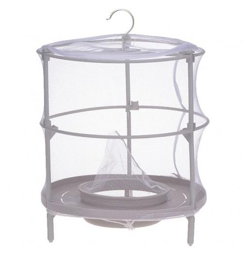 Folding Flies Trap Cage Flycatcher Non-toxic