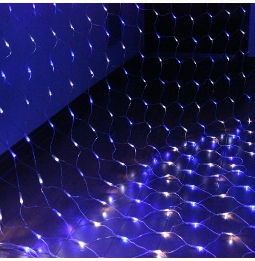 BRELONG 200LED Network lights 3m x 2m Outdoor waterproof star light string 220V EU
