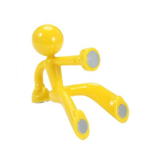 Strong Magnet Key Holder with Wall Climbing Man Design for Home Office