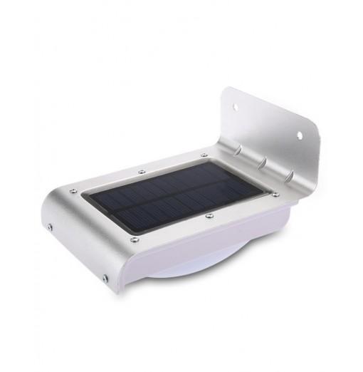 FZD-039 16 LED Solar Outdoor Light Energy Saving Light-control Infrared Motion Sensor Wall Lamp