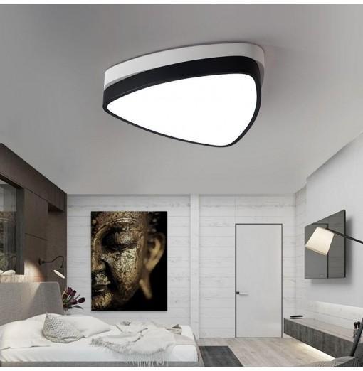 Creative Geometric LED Ceiling Light Modern Home Decor