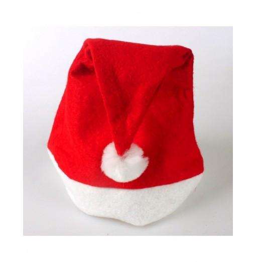 YEDUO Adult Kids Christmas Hats Santa Children Cap