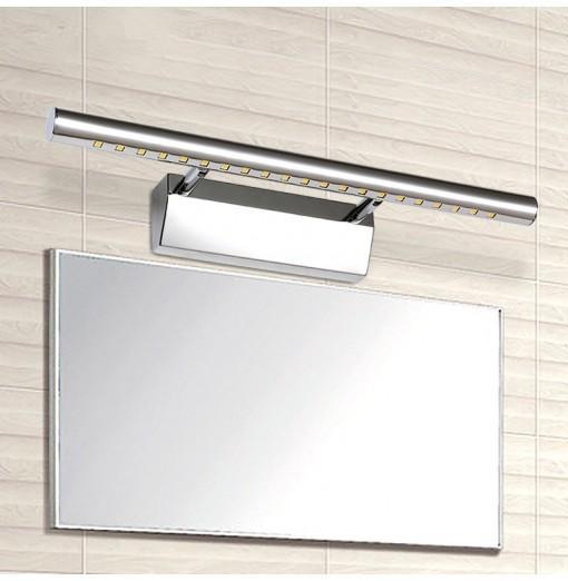 EverFlower Modern Minimalist Aluminum LED Wall Lamp Bathroom Mirror Light Max 5W