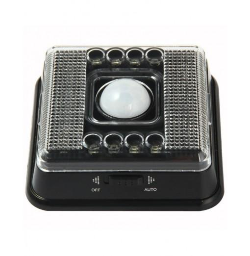 L0803 Auto PIR 8 LEDs Light Infrared Human Body Induction Lamp
