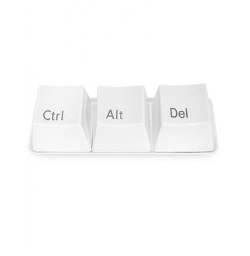 3PCS Creative Keyboard Keys Shape Cup Mugs