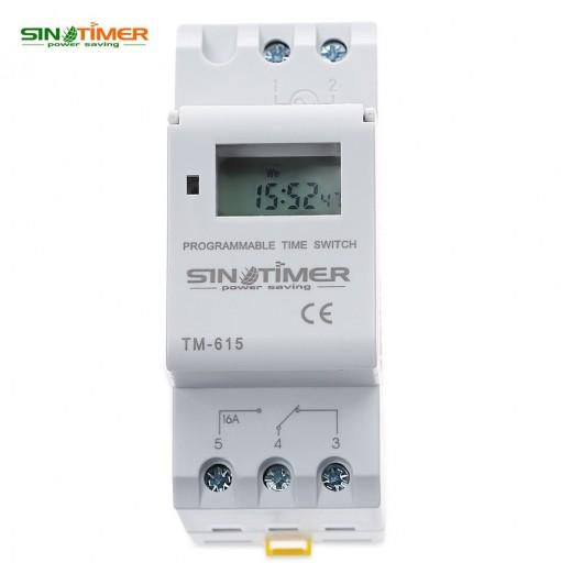 SINOTIMER 220V Microcomputer Time Switch
