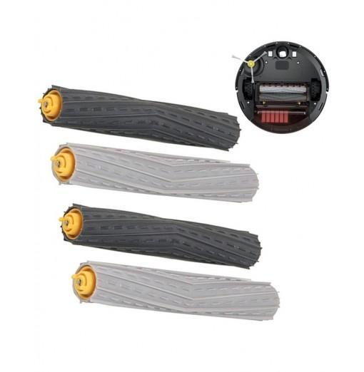 2 Pairs iRobot Roomba 800 900 Series Vacuum Cleaner Debris Extractor Brushes