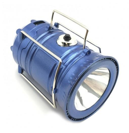 Camping Lantern LED Outdoor Lighting Folding Camp Tent USB Rechargeable