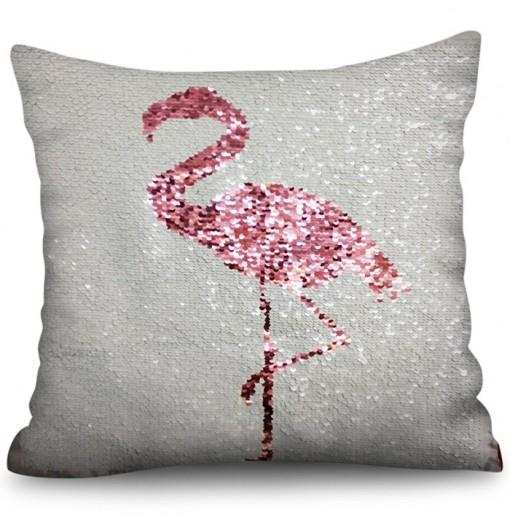 Crystal Velvet Sequins Pillowcase 4pcs