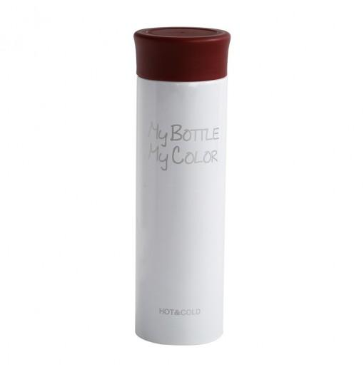 Portable Vacuum Insulated Cup Stainless Steel Travel Mug