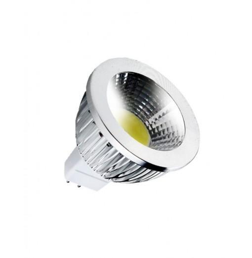 OMTO 4W MR16 ( GU5.3 ) COB LED Spotlight 1380LM 6500K DC 12V
