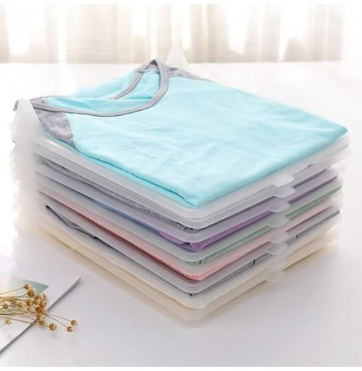 Creative Household Wardrobe Organizer Clothing Storage Board 1PCS