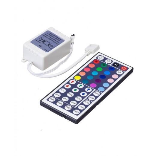 YWXLight IR Remote Controller 44 Keys for RGB LED Light Strip