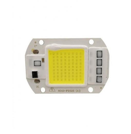 50W 220V DIY COB LED Chip Bulb Bead for Flood Light