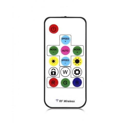 SP103E Mini-RF Wireless LED Strip Light RGB Controller