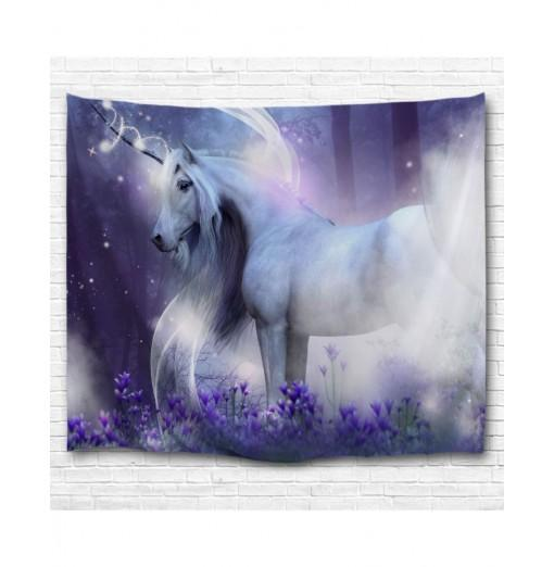 Pegasus Unicorn 3D Printing Home Wall Hanging Tapestry for Decoration