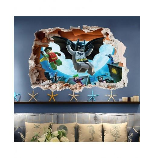 3D Wall Sticker Creative Wall Stickers Removable