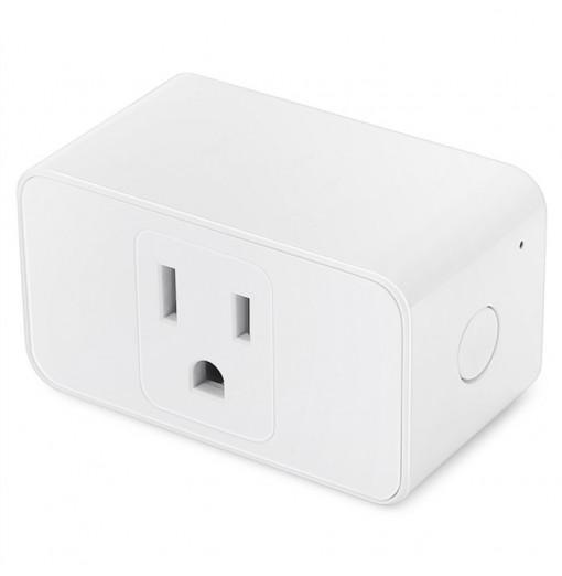 Meross MSS110 Mini Smart WiFi Plug Compatible with Amazon Alexa Google Assistant