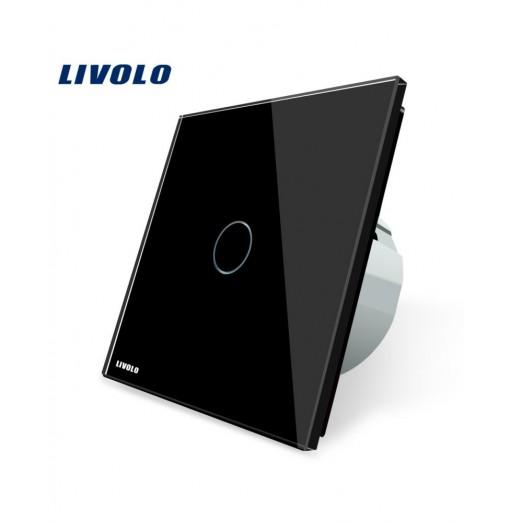 LIVOLO C7 Smart Touch Screen Light Switch In-wall Glass Panel Remote Control