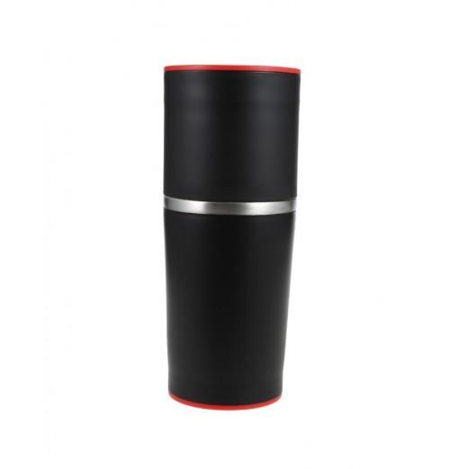 Multifunctional Portable Manual Coffee Grinder Vacuum Cup