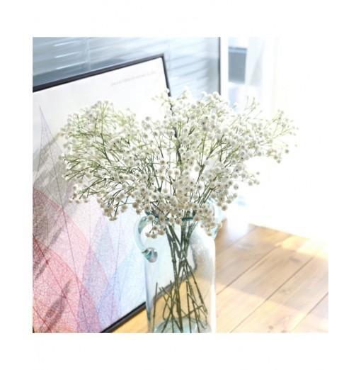 Artificial Flower Babysbreath Bridal Bouquet Home Party Wedding Decorations