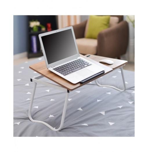 Folding Notebook Table Adjustable Laptop Computer Desk