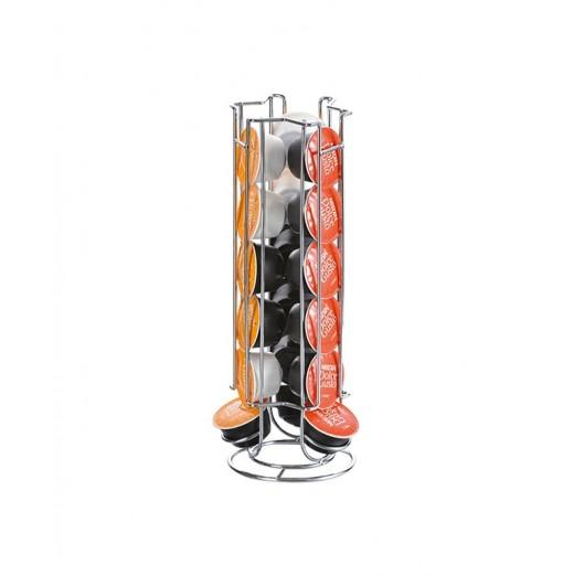 Coffee Capsule Storage Rack Holder Display Shelf Stand