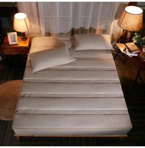 Multiple Size Water Wash Fitted Bed Sheet