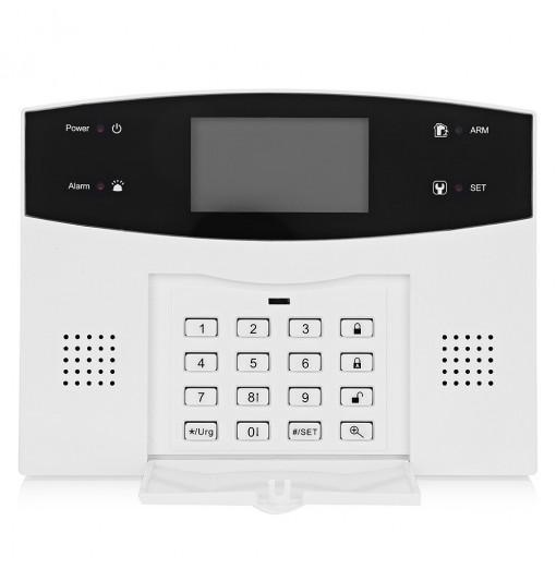 WL - JT - 99AS GSM and PSTN Wireless Burglar Alarm System