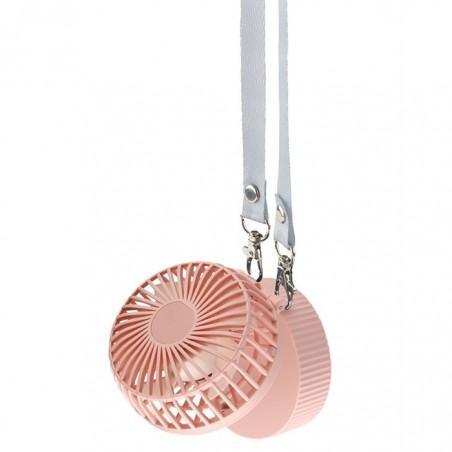 USB Portable Neck Hanging Fan