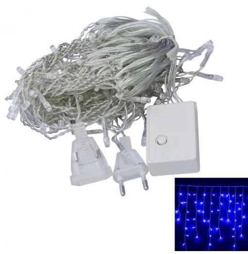 Jiawen 3M 4W 100-LED 8-MODE Light Decoration String Lights Eu Plug Ac 220V