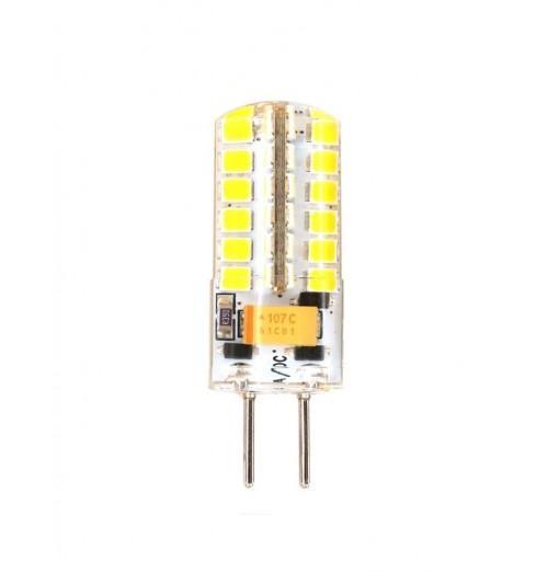 GY6.35 LED Corn Bulbs 3W AC/DC 12V Dimmable Warm White Crystal Spotlight Bulb
