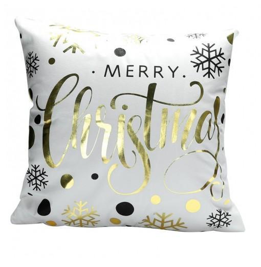 Square velvet hot stamping pillowcase
